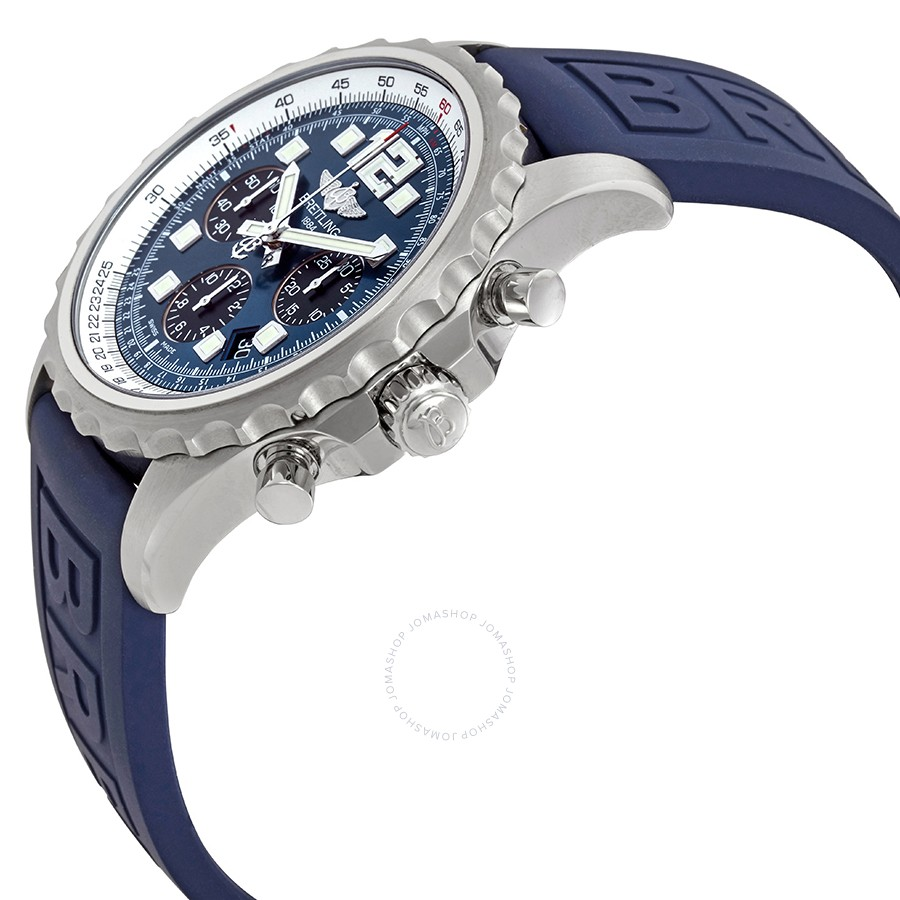 Breitling Chronospace Chronograph Automatic Blue Dial Men's Watch A2336035/C833-159S-A20S.1
