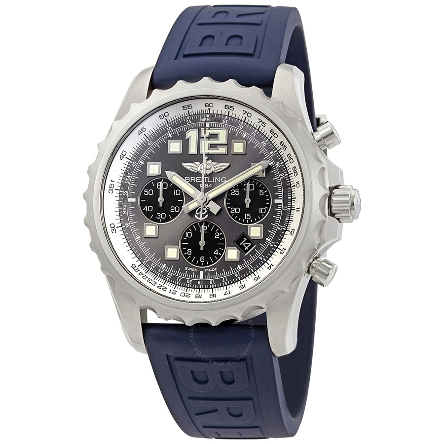 Breitling Chronospace Chronograph Automatic Grey Dial Men's Watch A2336035/F555-159S-A20S.1